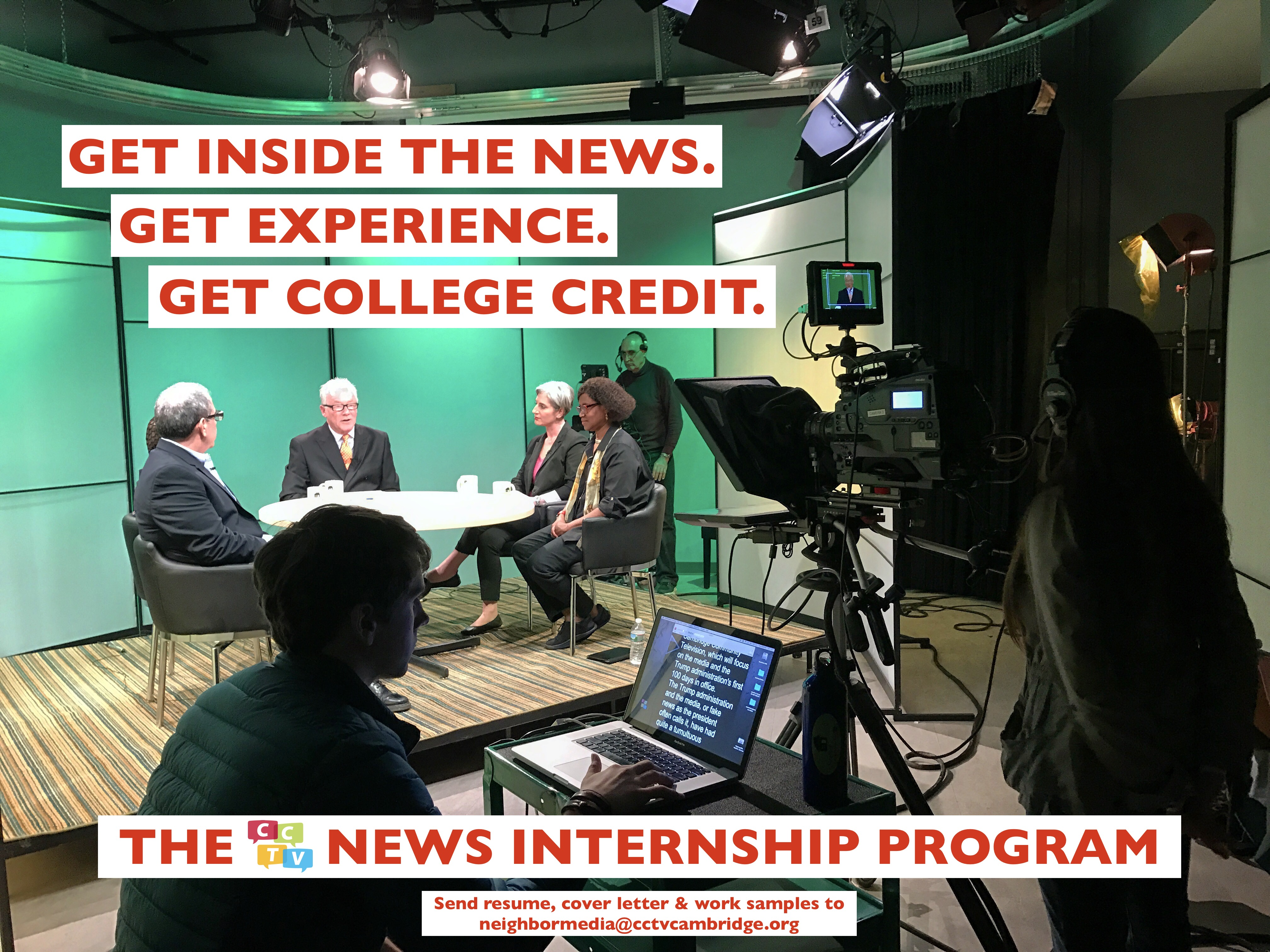 College Interns Wanted To Report Cambridge News