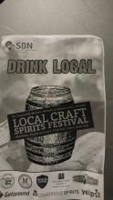 2nd Annual Local Craft Spirits Festival Program